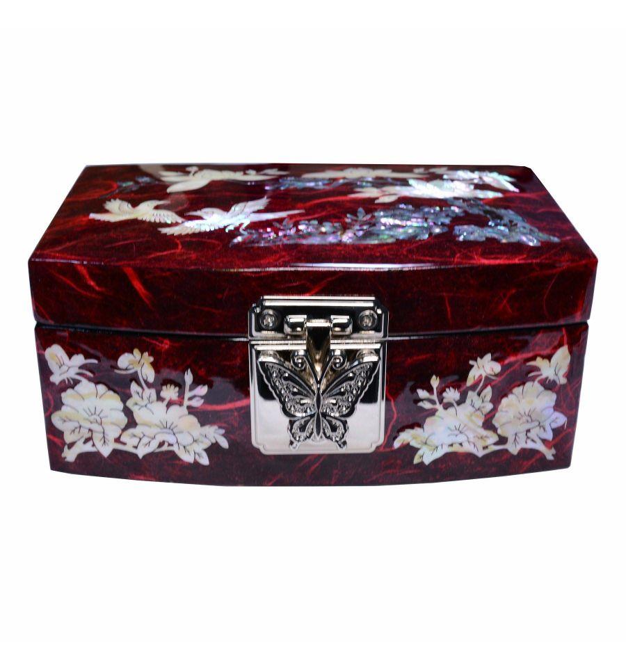 Pin la boite bijoux est d une qualit irr prochable cette - Comment fabriquer une boite a bijoux ...