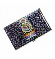 """Porte-cartes de visite design - Peintures traditionnelles """"sijodanchong"""""""