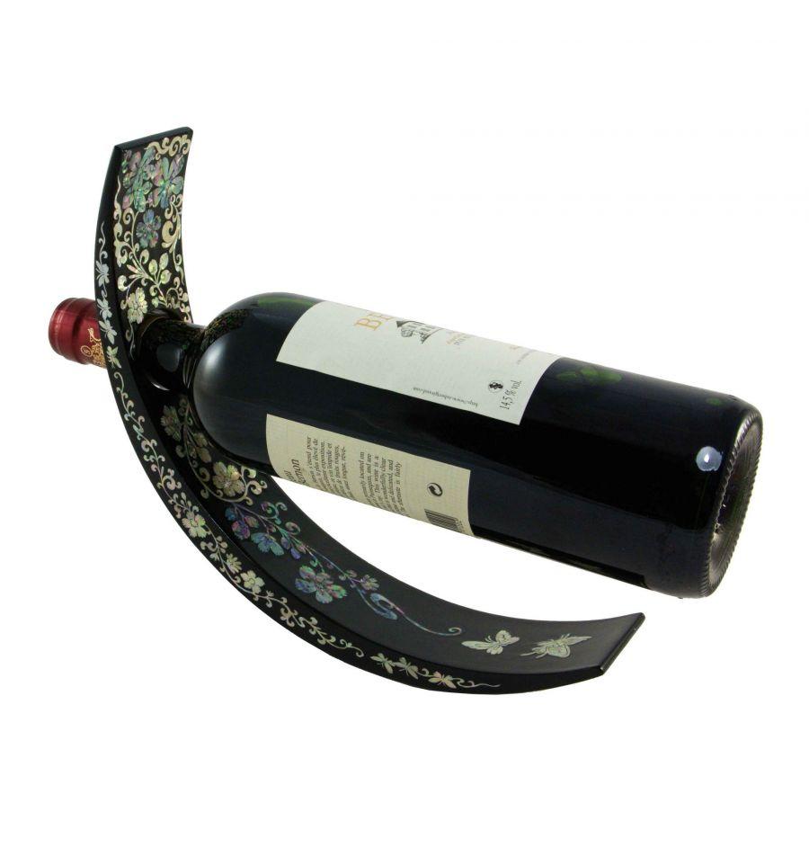 Porte bouteilles original pr sentoir vins - Porte bouteille de table ...