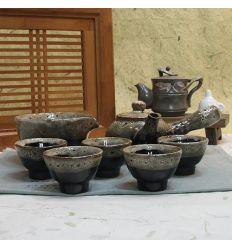 Ensemble de degustation du thé original et artisanal de Corée du Sud