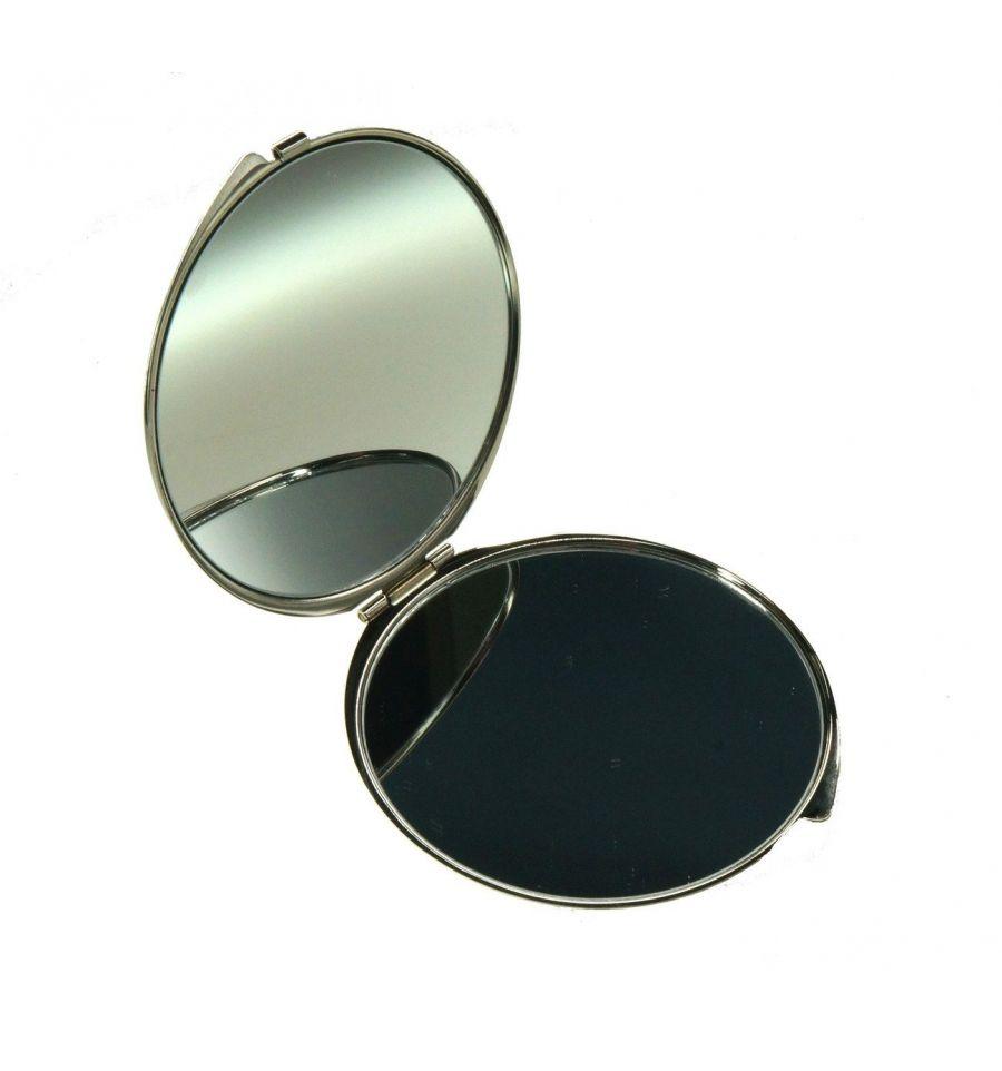 Miroir portable pour maquillage miroirs design en nacre for Miroir de poche