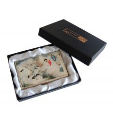 "porte-carte de visite de style asiatique design Picnic au mois de mai ""danopungjong"""