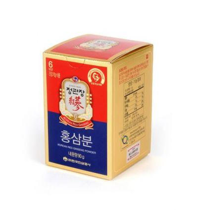 Flacon de Ginseng rouge en poudre 90g
