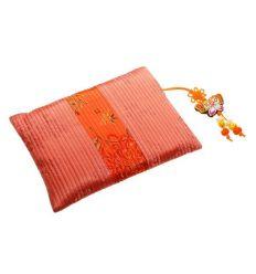 Porte-monnaie femme orange