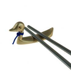 Repose baguettes design en forme de canard