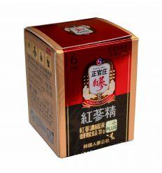 Un pot de 30g d'extrait concentré de ginseng Coréen