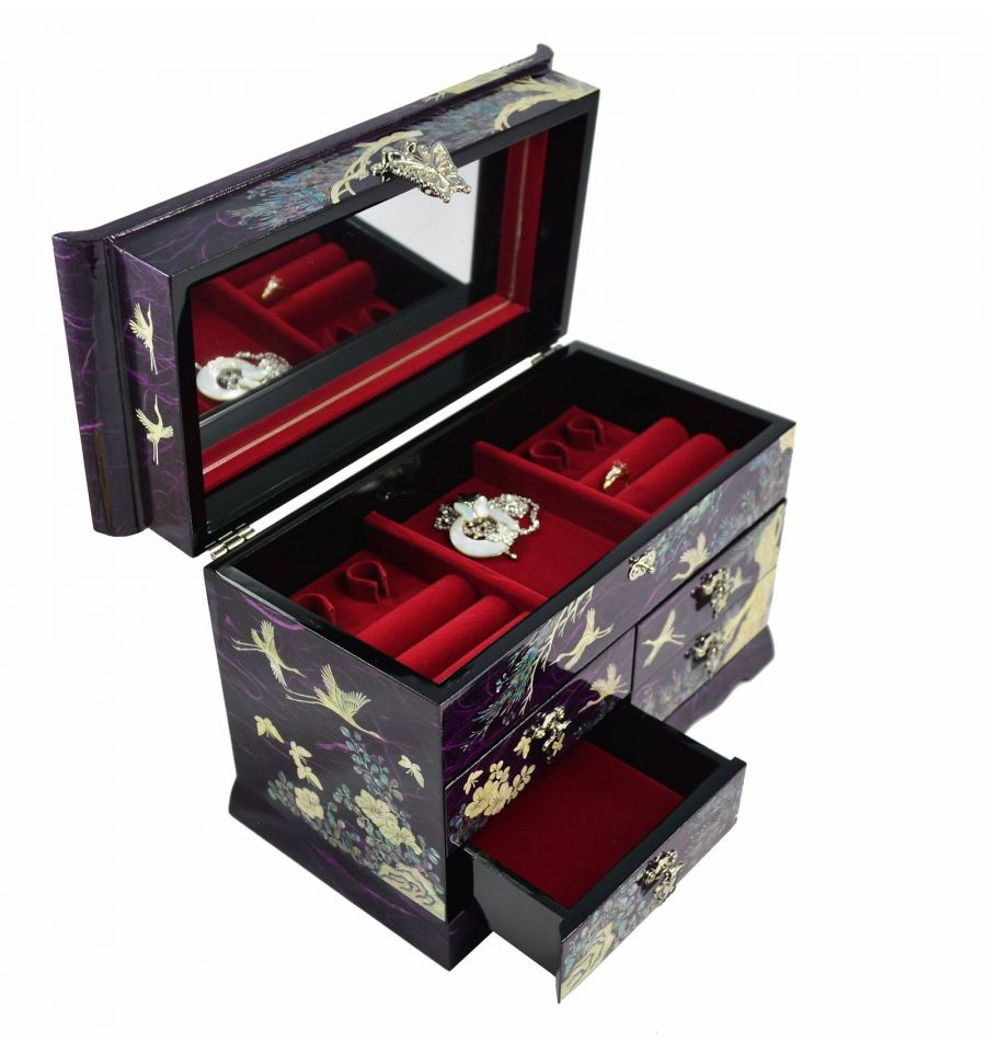 boite à bijoux coreenne