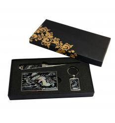 Coffret cadeau Accessoires de Bureau : dragon