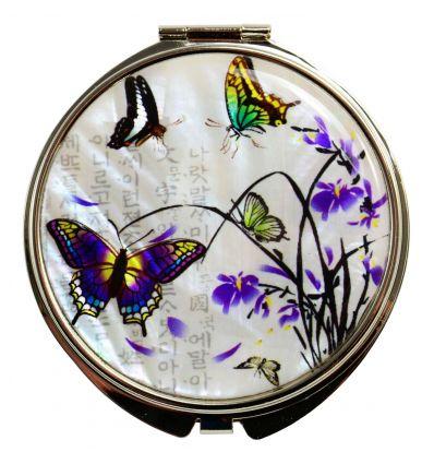 Miroir de poche Fantaisie - Nabinancho