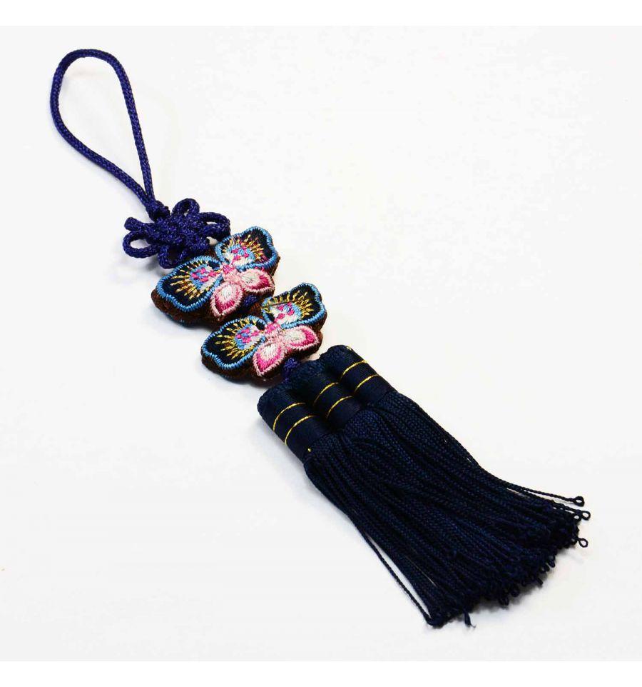 Norigae cor en accessoire d coration asiatique t l phone for Accessoires de decoration