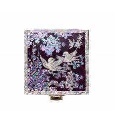 Boite à bijoux : MAEWA violet