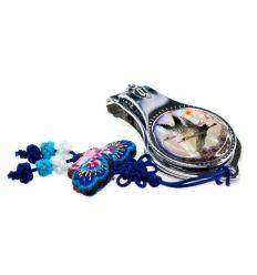 Coupe ongles design aux décoration élégantes de nacre