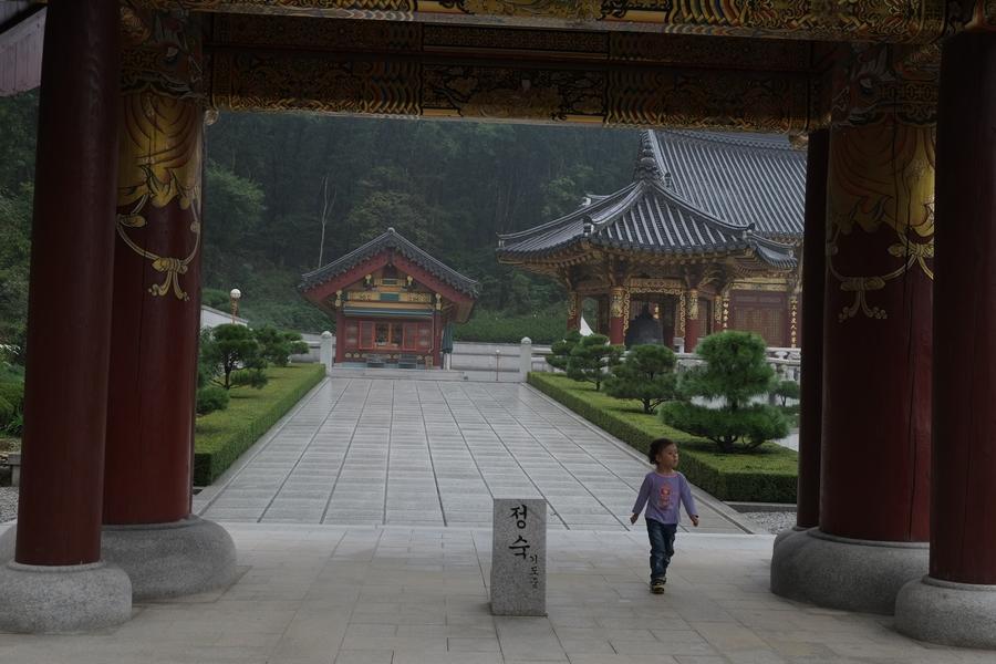Portique d'entrée du temple 2