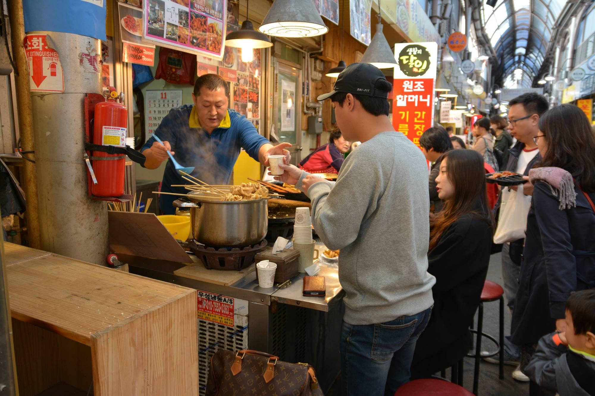 Stand de tongin market 5